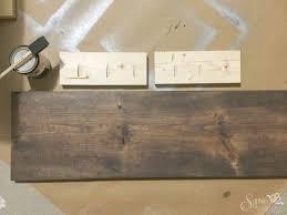 Inexpensive Window Valances Wood Valance Sypsie Designs