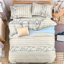King Single Bed Linen - the kool cat quilt cover set is available in single and double