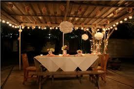 outdoor party decorations outdoor party decorations home designs insight diy