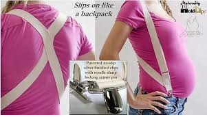 Comfortable Suspenders Maternity Hold Ups Super Soft Suspenders Designed To Wear Under