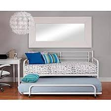 White Daybed With Trundle Daybeds Kmart