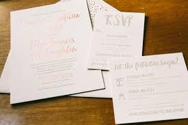 wedding invitations rose smock sustainably printed in syracuse ny
