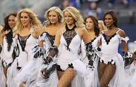 Dallas Cowboys Cheerleaders Halloween Costume Nfl 5 Bottom 5 Week 9 Cheerleaders Halloween Costumes