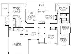 4 Bedroom Bungalow Floor Plans Home Plans For Bungalows In Nigeria Properties 4 Nairaland House