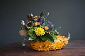 fall floral arrangements 11 stunning fall floral arrangements with pumpkins gourds