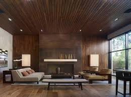 20 charming living rooms with wooden panel walls rilane