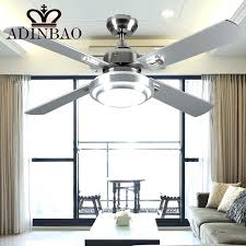 ceiling fan with bright light ceiling fan with bright light awesome modern silver color ceiling