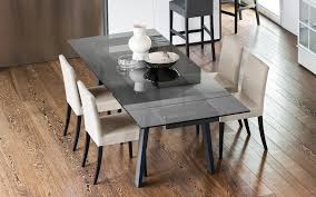 transform your dining room table with the calligaris1923 glass