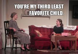 Favorite Child Meme - 11 ways you know someone is your best friend