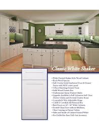 Classic White Kitchen Cabinets Kitchen Cabinets Quality Wood Cabinets At Discounted Prices