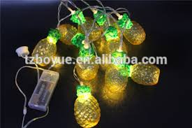 cheap battery operated pineapple string lights with tryme buy