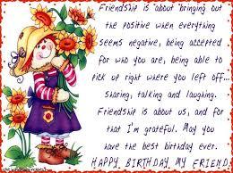 Happy Birthday Best Friend Meme - birthday card greetings for best friend the 25 best happy birthday