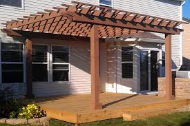 Wooden Patio Decks by Patio Ideas Patio Deck Kits With Wooden Pattern Floor And Wooden