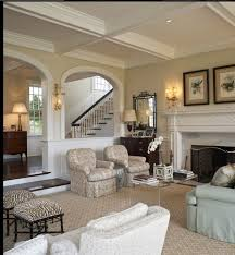 ideas for decorating living rooms 38 best step down living rooms images on pinterest sunken living