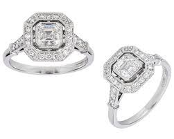 engagement rings london asscher cut engagement rings uk hatton garden london