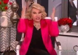 Fashion Police Meme - chris hemsworth s heavily pregnant wife mocked by joan rivers over