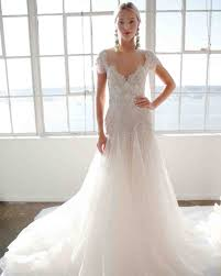 marchesa wedding dress marchesa 2017 wedding dress collection martha stewart