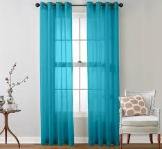 Curtain Outstanding Grommet Sheer Curtains Brown Sheer Grommet