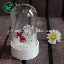 2017 bulk sale glass ornaments glass bell cloche