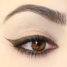 stomper brown creme gel eye liner pot winged eye be bold makeup