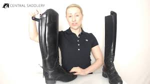 ariat bromont tall riding boot youtube
