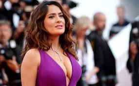 Salma Hayek Meme - salma hayek hollywood treats actresses like a monkey bh courier