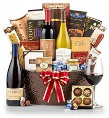 wine baskets california signature wine gift basket luxury wine baskets a