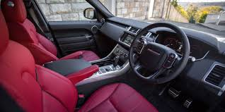 land rover sport interior 2016 range rover sport sdv6 hse dynamic review caradvice