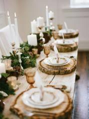7 easy diy thanksgiving table settings this house