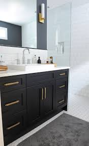 Best  Vintage Bathroom Vanities Ideas On Pinterest Singer - Black bathroom vanity and sink