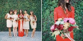 Red Wedding Dresses Florida Bohemian Wedding Jess Joe Green Wedding Shoes