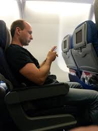i saw a vladimir putin lookalike on my flight this morning pics