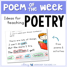 Halloween Poems For Teachers Whimsy Workshop Teaching Teacher Clip Art Literary Resources