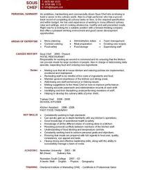 Chef Resume Template Free Awesome To Do Chef Resume Sample 3 Sample Examples Sous Jobs Free