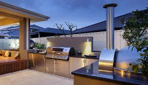 exterior kitchen cabinets 30 fresh and modern outdoor kitchens