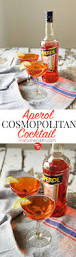 cosmopolitan martini recipe refreshing aperol cosmopolitan cocktail recipe a happy hour favorite