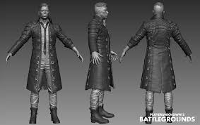 pubg 3d models pubg character models and customisation pubg guide
