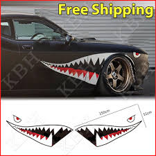 jeep decal with bow flying tiger decals ebay