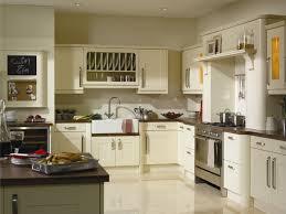 kitchen interior kitchen vanilla kitchen cabinet with glass door