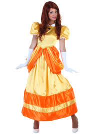plus size princess daffodil costume