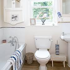 Seaside Bathroom Ideas by Nautical Bathroom Ideas Ideal Home