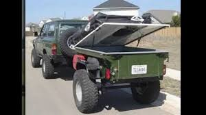 military trailer camper diy expidition trailer prt1 youtube