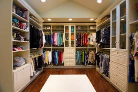 Furniture For Walk In Closet by Furniture Walkin Closets In Traditional Closet With Walk In