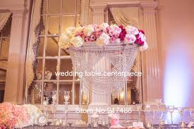 Wedding Centerpiece Stands by High Quality Wedding Centerpiece Stands Buy Cheap Wedding