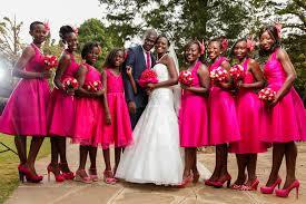 kenyan bridal hairstyles a beautiful kenyan wedding nkatha eddie