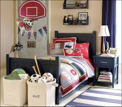 sports themed bedrooms bedroom divine bedrooms look using white loose curtains and