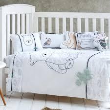 Pooh Crib Bedding Winnie The Pooh Baby Bedding Baby The Pooh White Winnie The