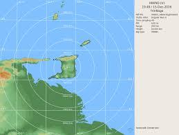 Trinidad On World Map by Radar Trinidad U0026 Tobago Meteorological Service