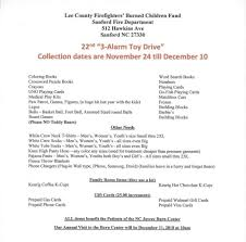 firefighters u0027 burned children fund lee county chapter home