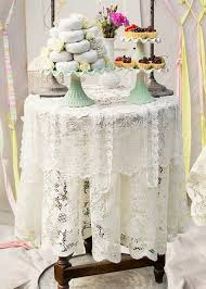 round picnic table covers for winter 82 best lace table cloth runners images on pinterest tablecloths